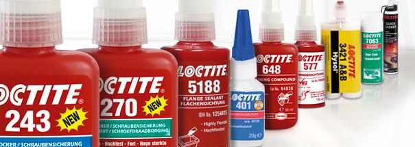 Productos Loctite